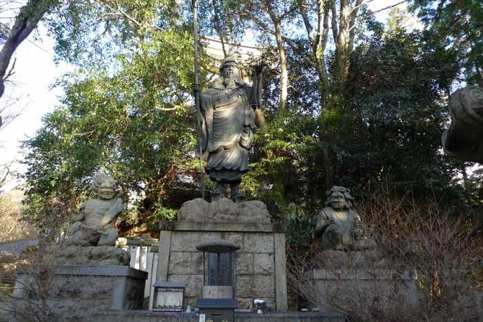 奈良の神社、仏閣   金峯山寺  155