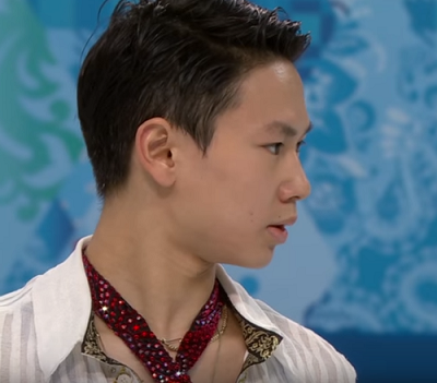 Denis Ten relives and analyses his Sochi performance | Olympic Rewind - YouTube