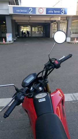 バイク車検3