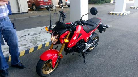 バイク車検4