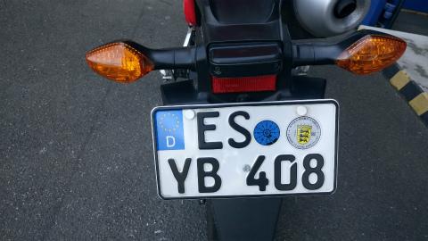 バイク車検5