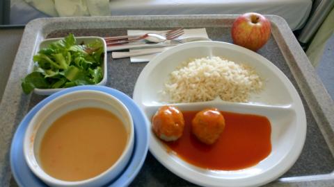 7月17日(火)昼食