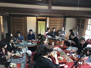 20171126古民家CAFE13