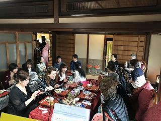 20171126古民家CAFE5