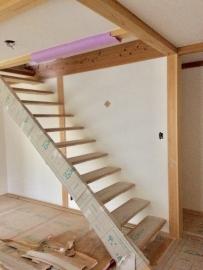 加藤邸階段