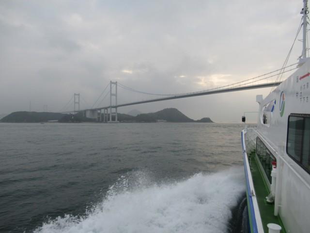 10月08日 来島海峡第3大橋