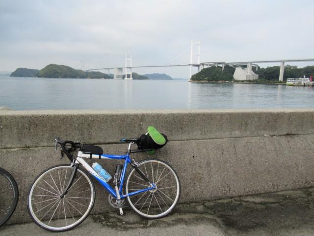 10月08日 来島海峡第1大橋