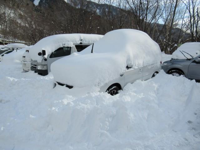11月26日 結構な積雪