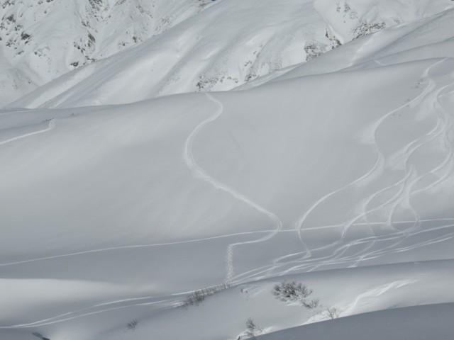11月27日 スキーモードで