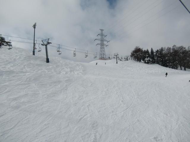 12月23日 下まで雪バッチリ