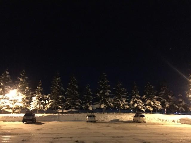12月30日 おやすみなさい@ふきだし公園