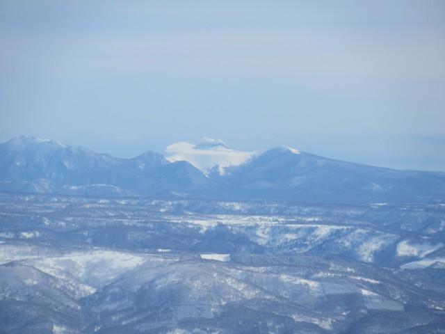 12月31日 樽前山