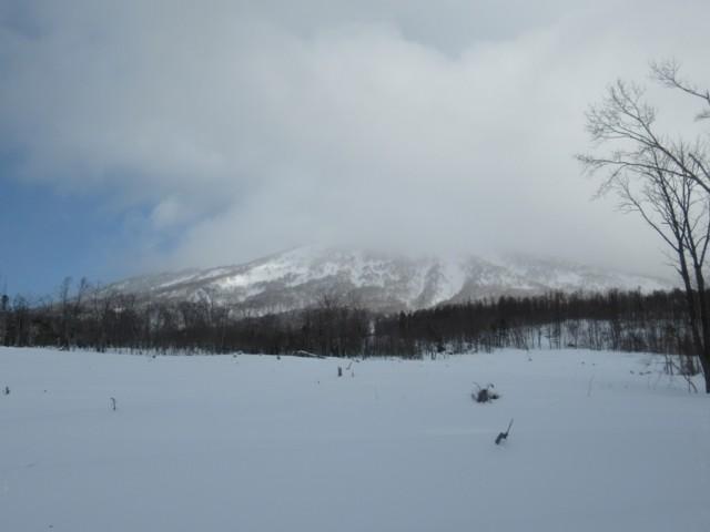 1月1日 おは羊蹄山