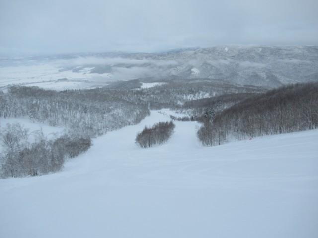 1月3日 降雪はほとんど無し