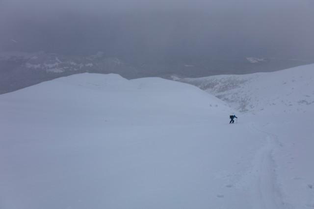 1月5日 標高900m