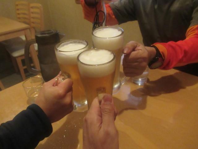 1月5日 ビールはうまい