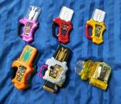 エグゼイド玩具02