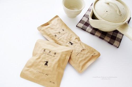 s-カノン 黒豆茶 全体