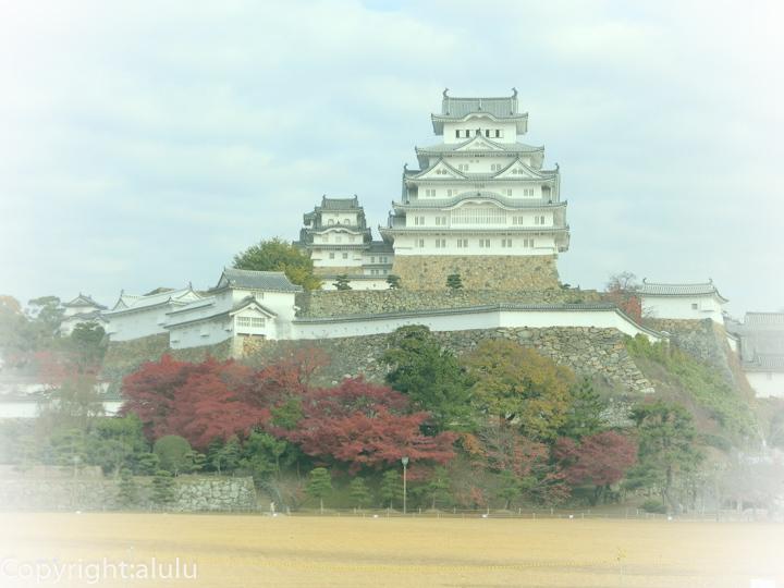 姫路城 画像